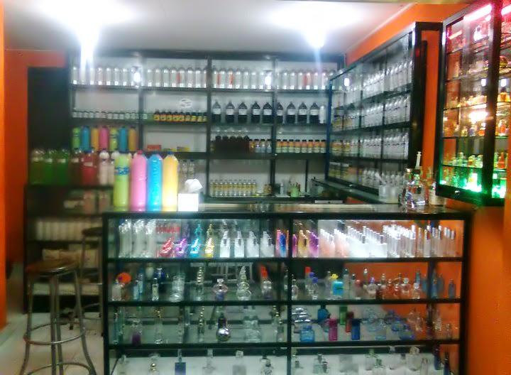 bisnis parfum isi ulang non alkohol